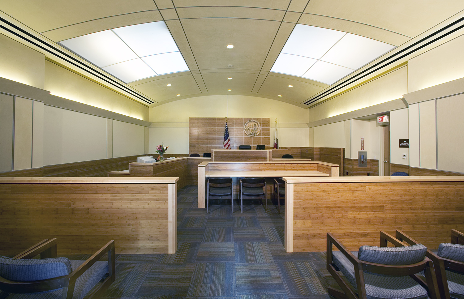 Traffic Courtroom