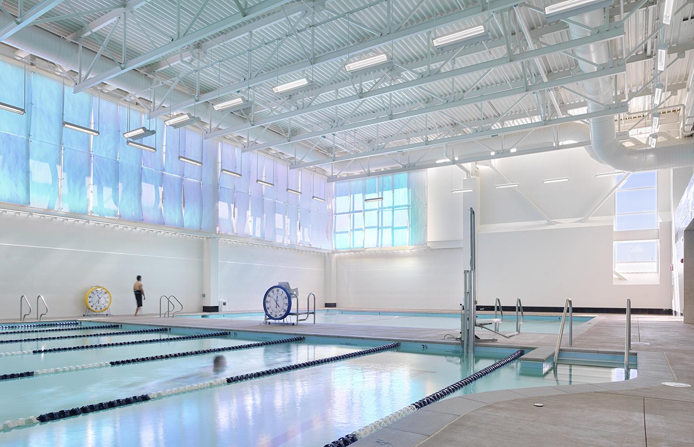 VA Polytrauma Aquatic Center